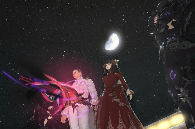 【FF14】蒼天のイシュガルド