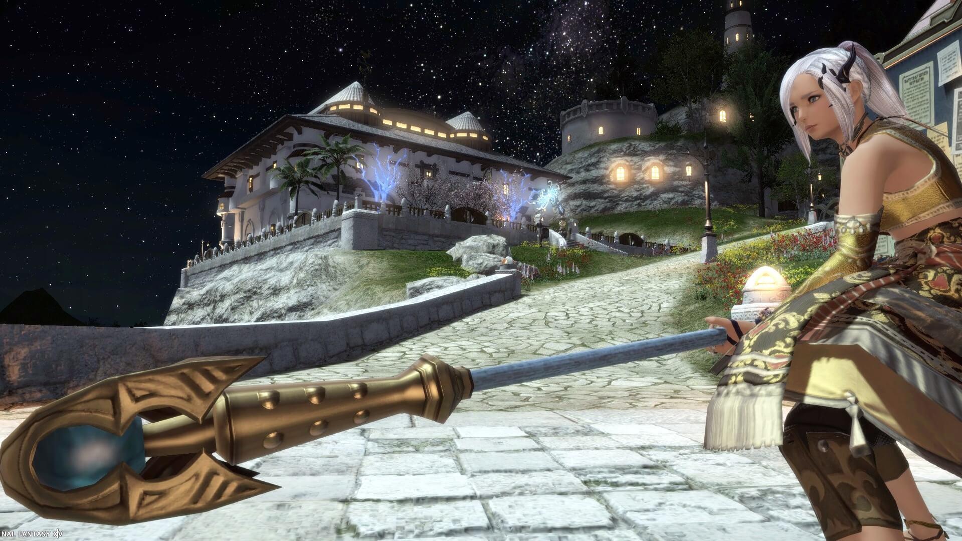 【FF14】雲神ビスマルクの霊泉