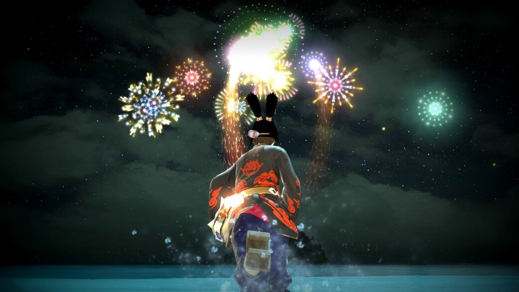 【FF14】『新生祭』 終了の瞬間!!