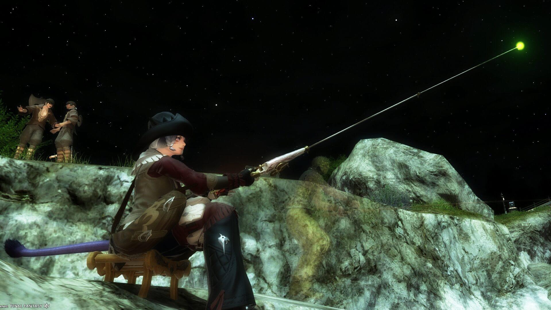 【FF14】いざ釣りへ!!忘れてはいけない釣り師必須のスキルとは?!(超初級編)