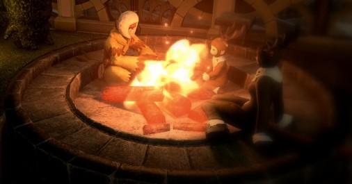 【FF14】『身も心も温まる・・・』騎兵の焚火炉で学んだこと