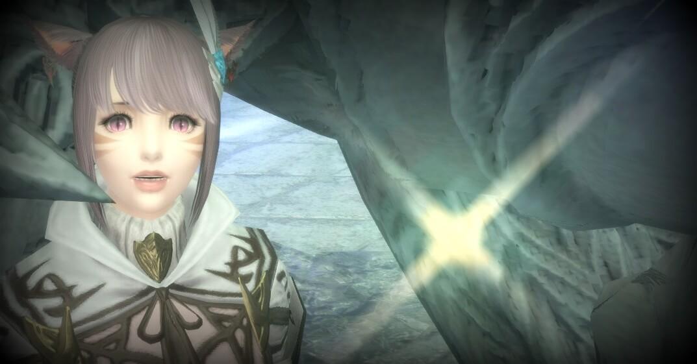 【FF14】エオルゼアに舞い降りた神秘!ホワイトラナー