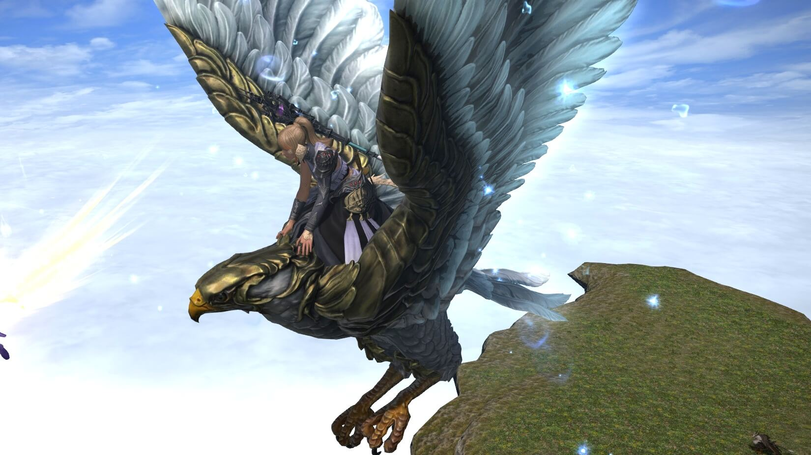 final fantasy 14 how to get dragon mount